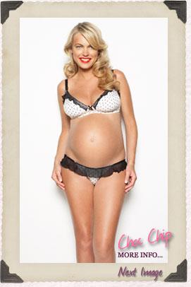 Lenceria sexy premama7 ropa premam moda para embarazadas - Ropa de bano premama ...