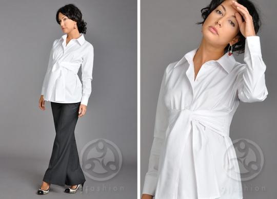 Modelos de camisas para embarazadas - Imagui
