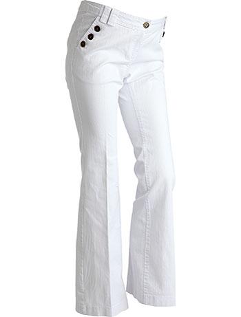 1e0c8ae13 Cuatro pantalones premamá al precio de uno