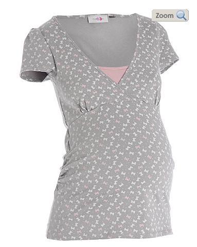 1184e9df605 Camiseta de lactancia en Kiabi
