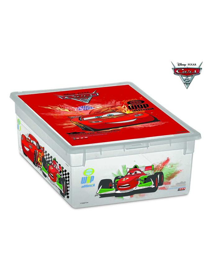 Caja para juguetes cars 2 en prenatal ropa premam moda - Cars en juguetes ...