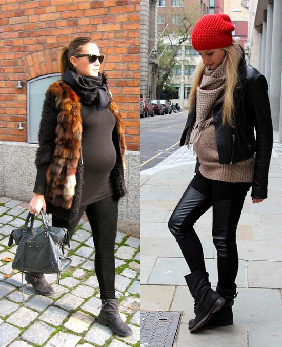 Belleza y Moda en el embarazo - Mibebeyyo.com